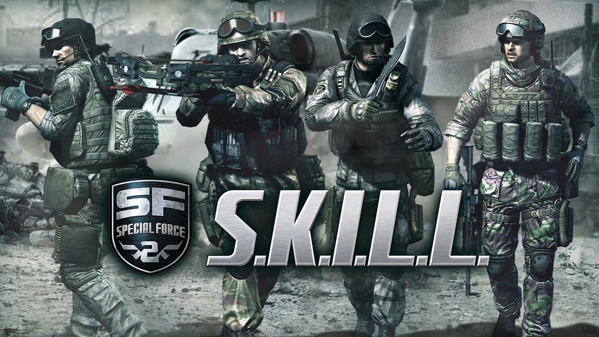 top shootery SKILL - Special Force 2