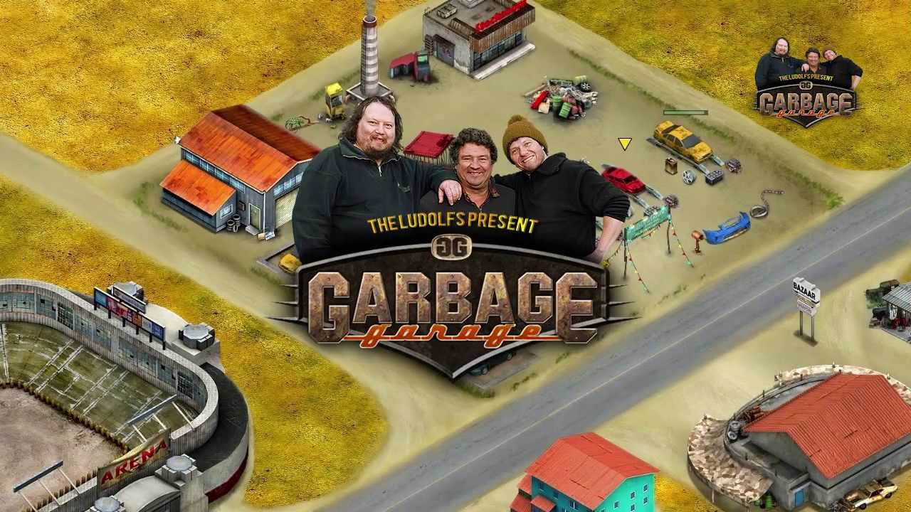 Garbage Garage top