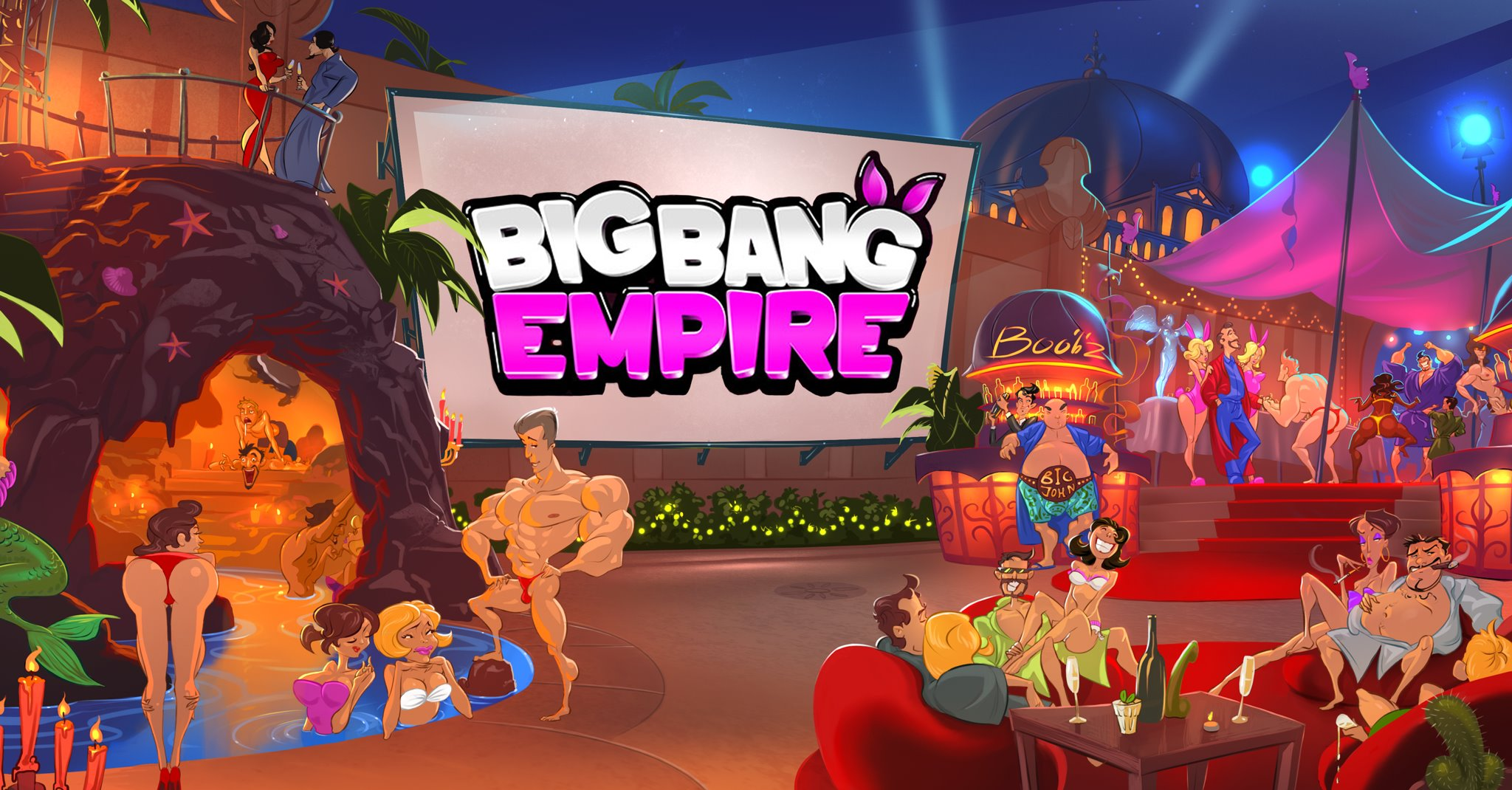 Big Bang Empire top