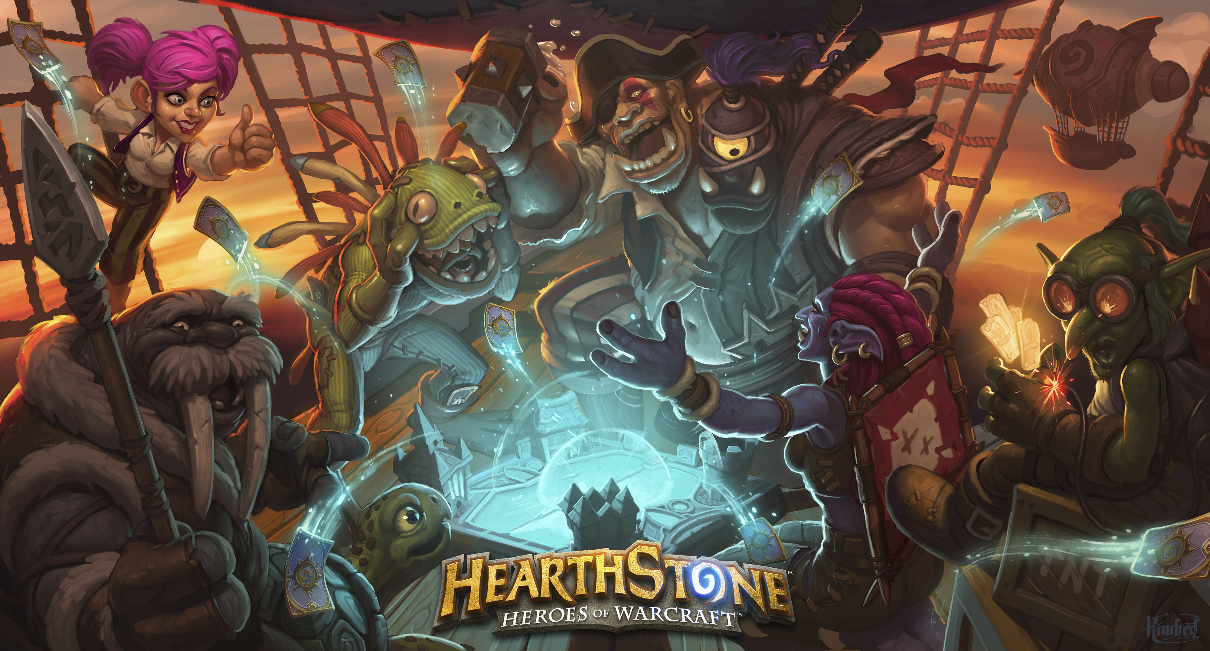 Hearthstone World of Warcraft Blizzard