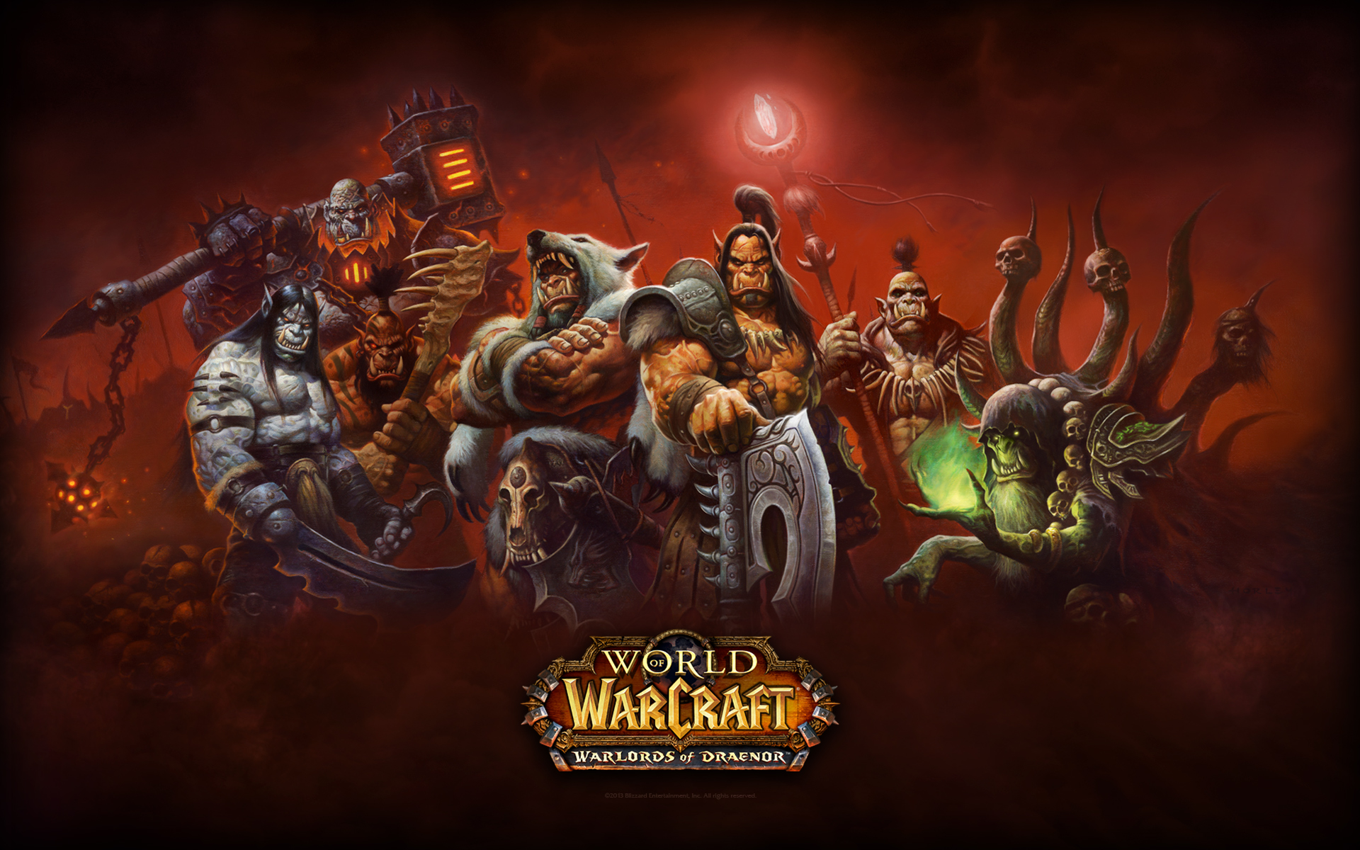 Blizzard World of Warcraft zmiany