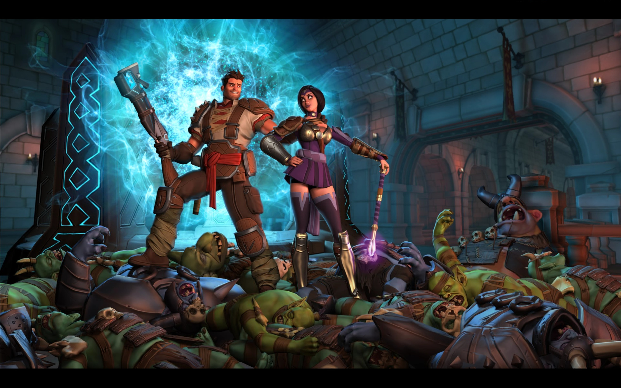Orcs stories hentay image