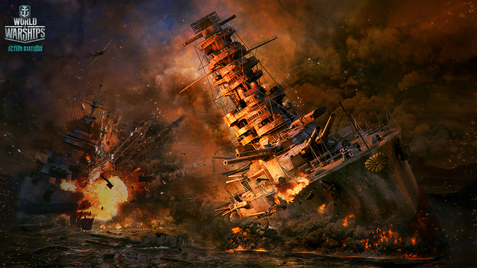 top shootery  World of Warships