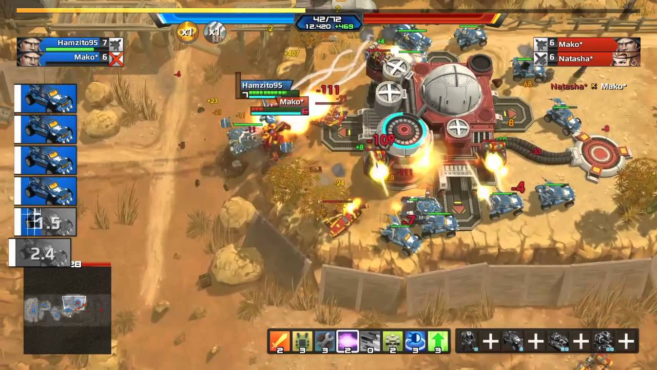 AirMech Combat Transformed