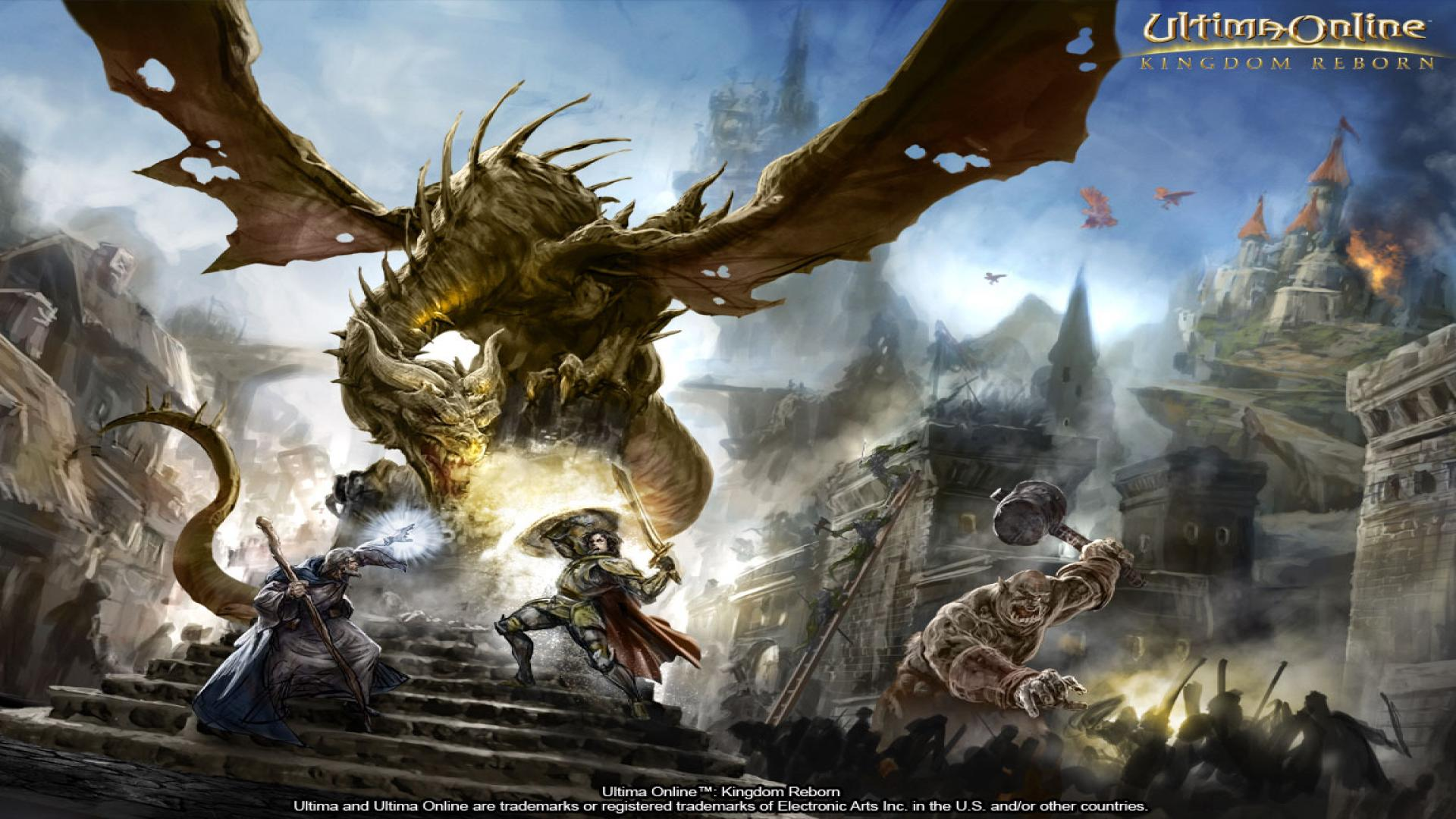 TOP GRY MMORPG