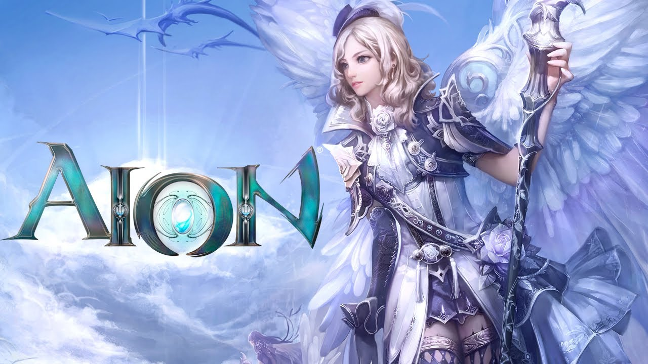 top gry fantasy Aion