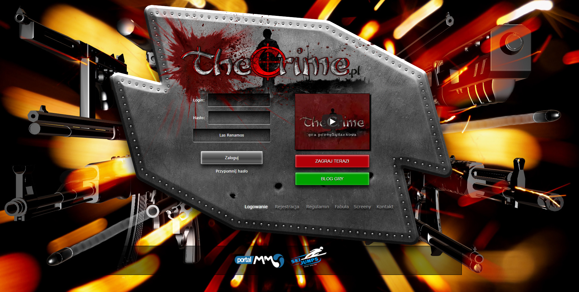 TheCrime indie games