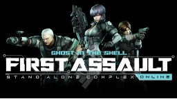 Ghost In The Shell: Stand Alone Complex First Assault Online