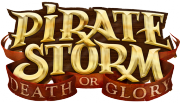Pirate Storm logo gry png
