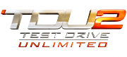 Test Drive Unlimited 2 logo gry png