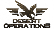 Desert Operations logo gry png