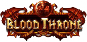 Blood Throne logo gry png