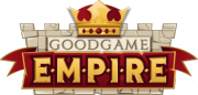 Goodgame Empire logo gry png