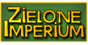 Zielone imperium logo gry png