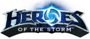 Heroes of the Storm logo gry png