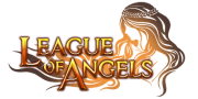 League of Angels logo gry png
