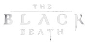The Black Death logo gry png