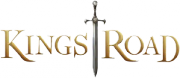 Kings Road logo gry png