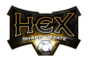 Hex: Shards of Fate logo gry png