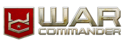 War Commander logo gry png