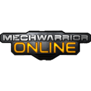 MechWarrior Online logo gry png