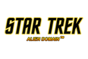 Star Trek: Alien Domain logo gry png