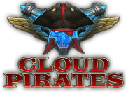 Cloud Pirates logo gry png