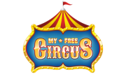 My Free Circus logo gry png