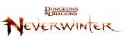 Neverwinter logo gry png