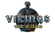 Vikings: War of Clans logo gry png