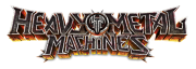 Heavy Metal Machines logo gry png