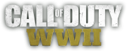 Call of Duty WWII logo gry png