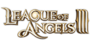 League of Angels III logo gry png
