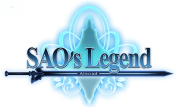 SAO's Legend logo gry png