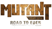 Mutant Year Zero: Road to Eden logo gry png