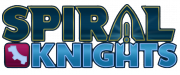 Spiral Knights logo gry png