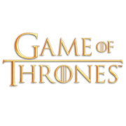 Game of Thrones: Winter is Coming logo gry png