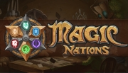 Magic Nations logo gry png