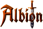 Albion Online logo gry png