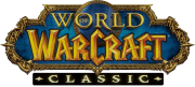 World of Warcraft Classic logo gry png