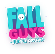 Fall Guys: Ultimate Knockout logo gry png