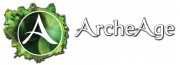 ArcheAge logo gry png?