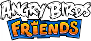 Angry Birds Friends logo gry png