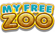 My Free Zoo logo gry png
