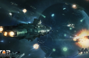 MMO NA WESOŁO: World of Tanks + kosmos = Star Conflict