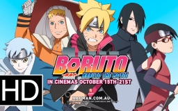 Zwiastun Naruto the Movie