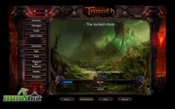 Tanoth - gameplay