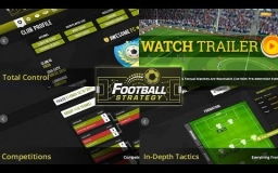 Online Football Manager - gameplay