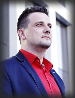 Jarosław Jasiński - CEO Founder Business Developer IT