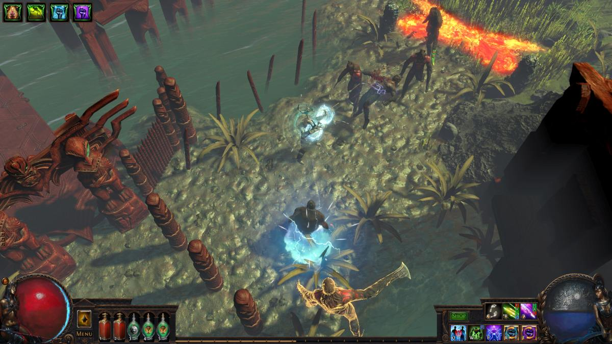 Path of Exile tryb battle royale